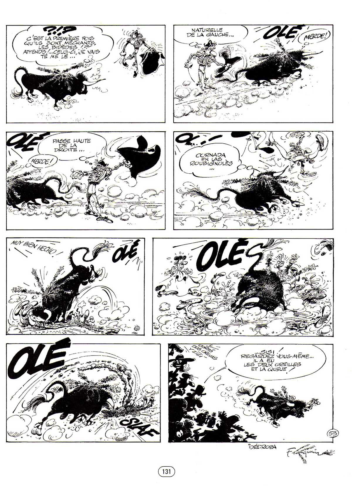 Una obra maestra y cara oscura de un genio, Idées noires (Ideas negras) de  Franquin, el creador de Gaston Lagaffe